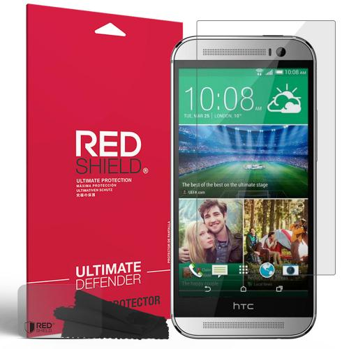 Clear Screen Protector for HTC One (M8)
