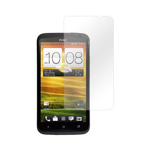 HTC One X Screen Protector - Clear