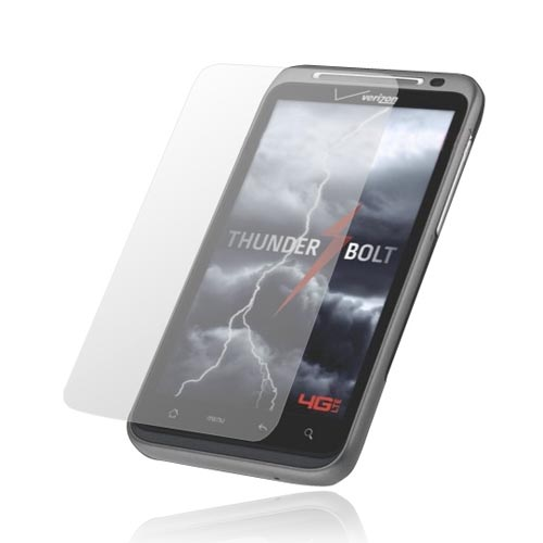 Premium HTC Thunderbolt Screen Protector