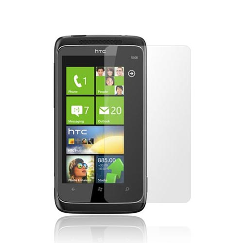 HTC Trophy Screen Protector - Clear