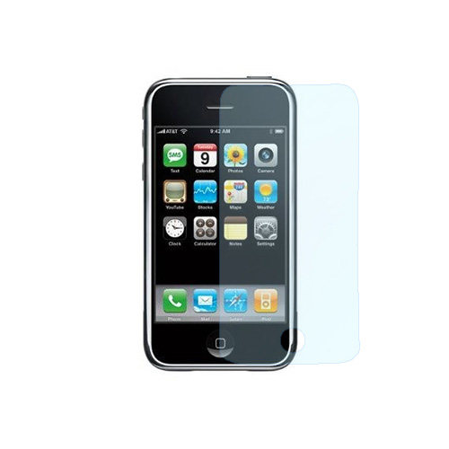 Apple iPhone 3Gs 3G Premium Screen Protector - Blue Tint
