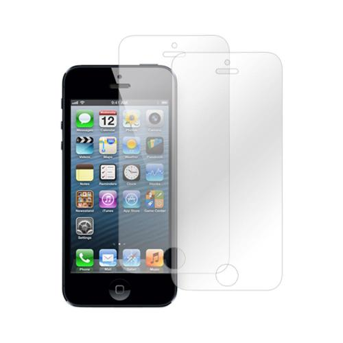 Premium Apple iPhone 5/5S/5C Anti-Glare/ Anti-Fingerprint Screen Protector (2 Pack)