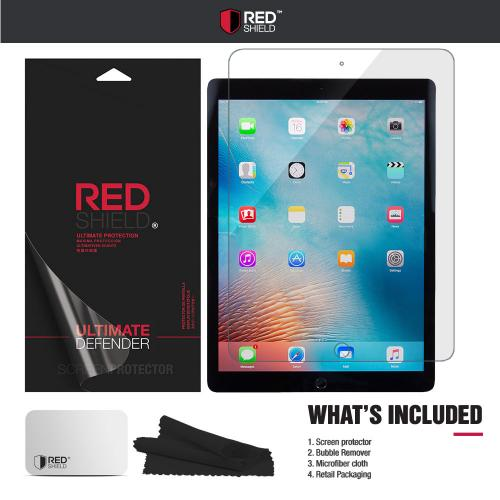 Apple iPad Pro Screen Protector, Crystal Clear Anti-Scratch HD Screen Protector Film Guard