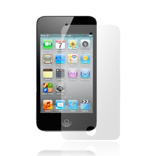 Luxmo Apple iPod Touch 4 Premium Screen Protector