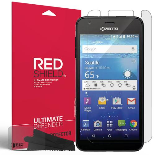 Clear Kyocera Hydro Vibe Touch Screen Protector - Prevent Those Accidental Scratches!
