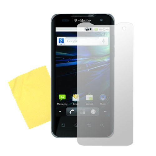 Premium T-Mobile G2X Screen Protector
