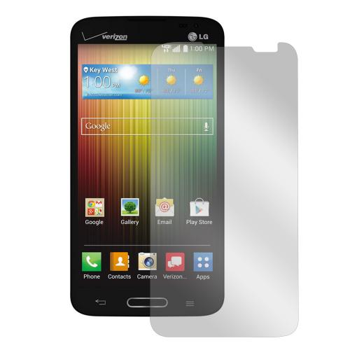 Clear LG Lucid 3 Touch Screen Protector - Prevent Those Accidental Scratches!