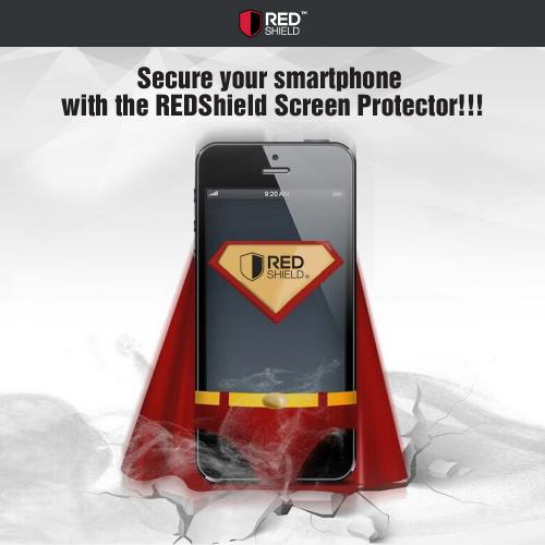 [REDShield] LG Google Nexus 5 Screen Protectors 3 Pack + 1 Free  Crystal Clear HD Screen protector. Anti-Scratch  Easy to apply