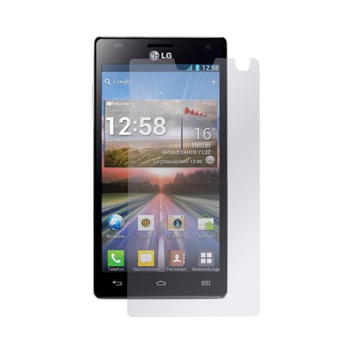 LG Optimus 4X HD Screen Protector - Clear