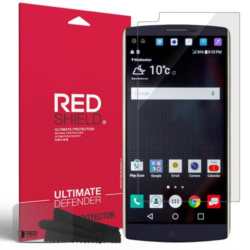 LG V10 Screen Protector, [Crystal Clear] Anti-Scratch HD Screen Protector Film Guard
