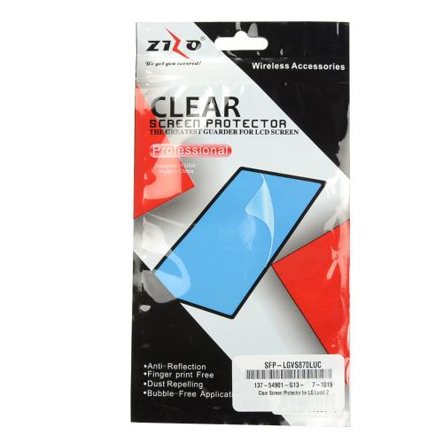 Clear Screen Protector for LG Lucid 2