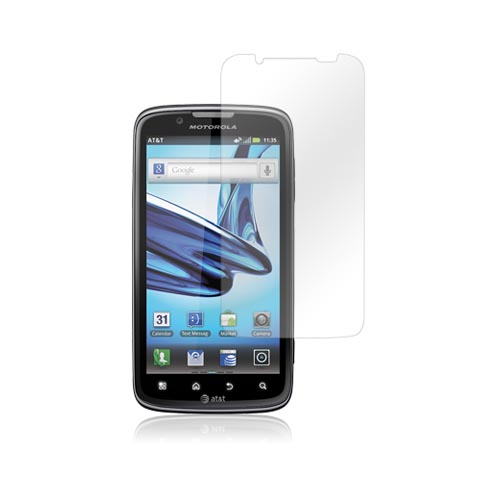 Motorola Atrix 2 Screen Protector - Clear