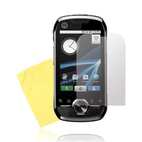 Premium Motorola I1 Screen Protector Clear