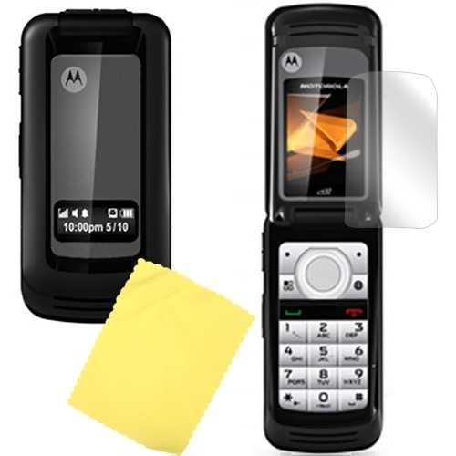 Motorola i410 High Quality Screen Protector