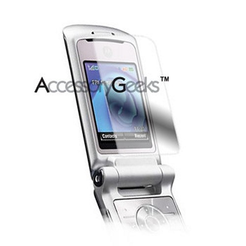 Motorola KRZR K1 Premium High Quality Screen Protector
