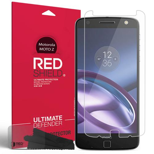 [Motorola Moto Z] Screen Protector, Crystal Clear Anti-Scratch HD Screen Protector Film Guard