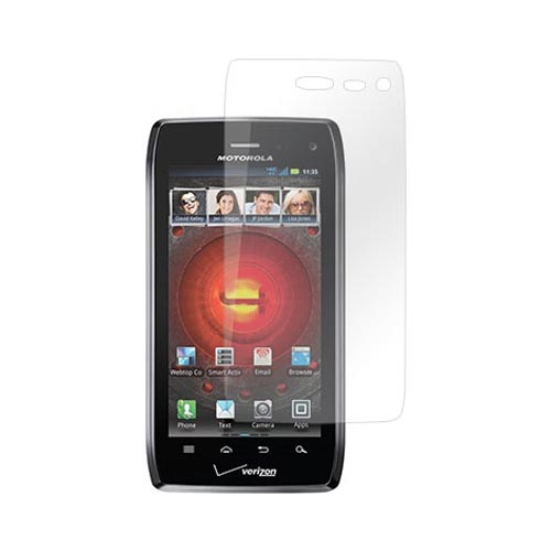 Motorola Droid 4 Screen Protector - Clear
