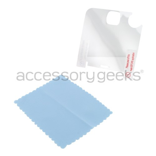 Nokia Twist 7705 High Quality Screen Protector - Clear