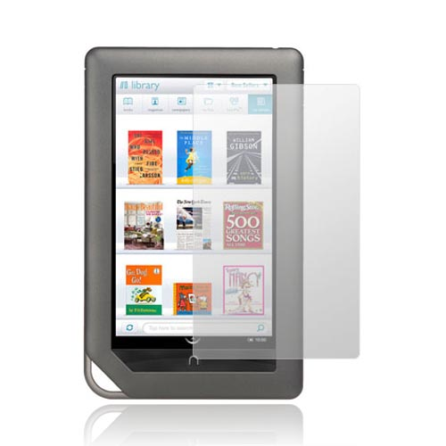 Premium Barnes & Nobles Nook Color eBook Screen Protector
