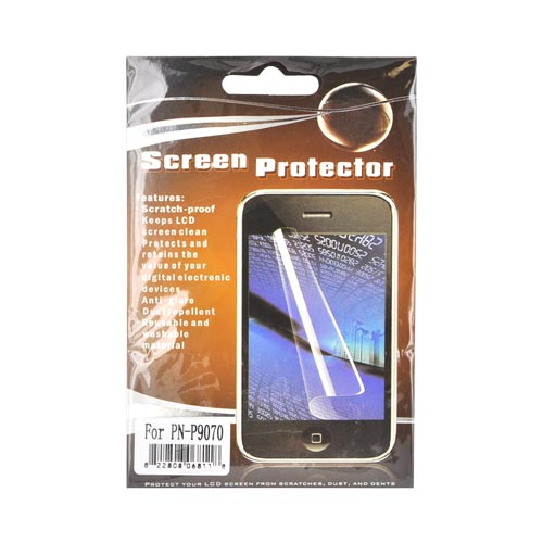 Pantech Burst 9070 Screen Protector - Clear