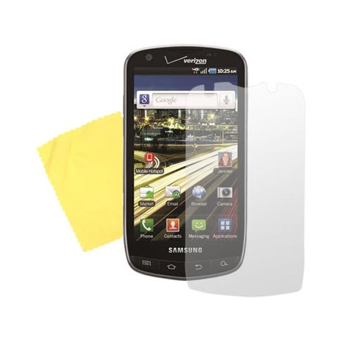 Premium Samsung Droid Charge Screen Protector