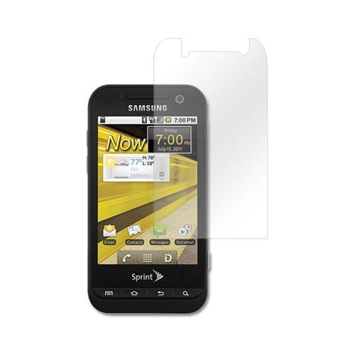 Samsung Conquer Screen Protector - Clear