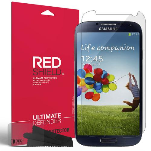 Clear Screen Protector for Samsung Galaxy S4