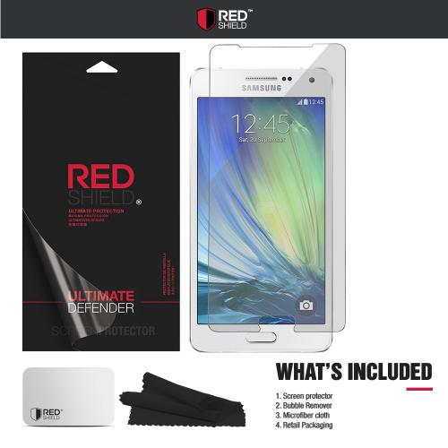 Samsung Galaxy A5 Screen Protector, Crystal Clear Anti-Scratch HD Screen Protector Film Guard