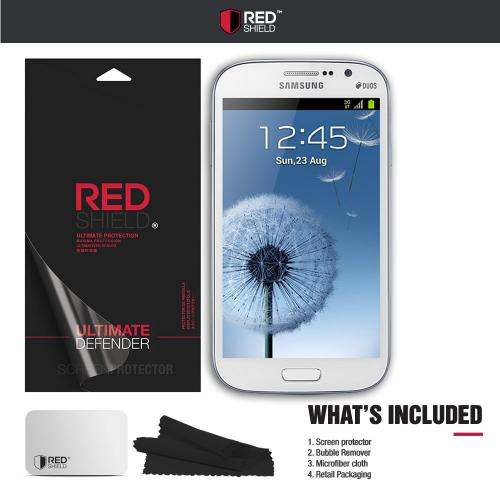 Samsung Galaxy J7 Screen Protector, REDshield [Clear] HD Ultra Thin Scratch Resistant, Bubble Free, Protective Screen Guard Film for Samsung Galaxy J7