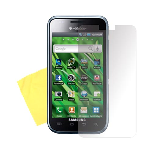 Luxmo Premium Samsung Fascinate i500 Screen Protector