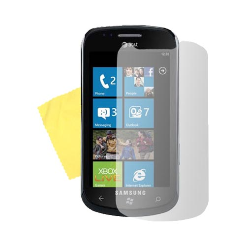 Premium Samsung Focus i917 Screen Protector