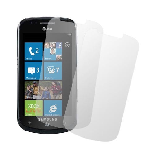 Premium Samsung Focus i917 Screen Protector (2 Pack)