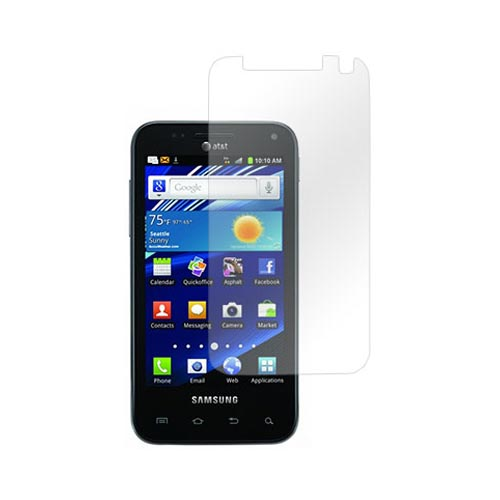 Samsung Captivate Glide i927 Screen Protector - Clear
