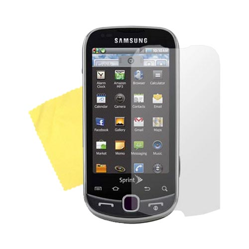 Premium Samsung Intercept M910 Screen Protector