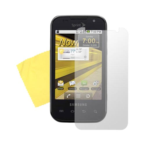 Premium Samsung Transform M920 Screen Protector