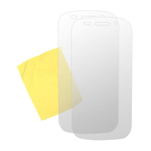 Premium Google Nexus S Screen Protector, 2 Pack