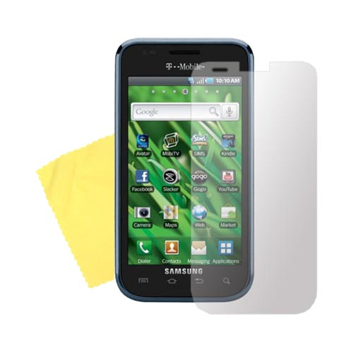 Luxmo Premium Samsung Vibrant T959 High Quality Screen Protector