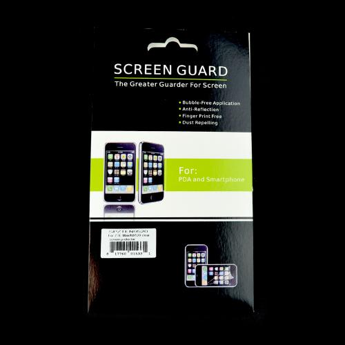 Clear Screen Protector for ZTE Max