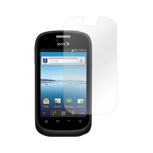 ZTE Fury N850 Screen Protector - Clear