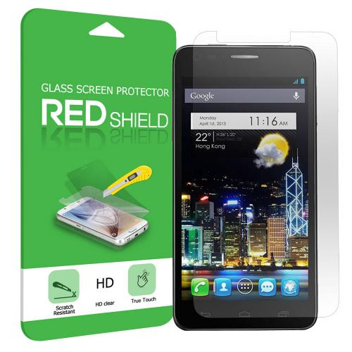 [Alcatel Dawn / Acquire / Streak] Screen Protector, [Tempered Glass] Ultimate Impact-Resistant Protective Screen Protector