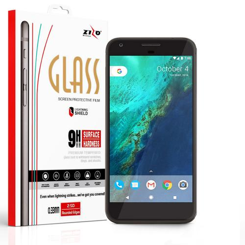 Google Pixel Screen Protector, [Tempered Glass] Ultimate Tempered Glass Impact-Resistant Protective Screen Protector