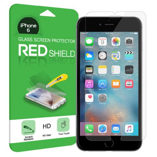 Clear 0.4mm Tempered Glass Screen Protector Made for Apple iPhone 6 (4.7 inch)