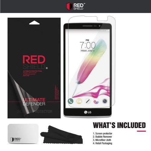 LG G Stylo Screen Protector, [Tempered Glass] Ultimate Tempered Glass Impact-Resistant Protective Screen Protector