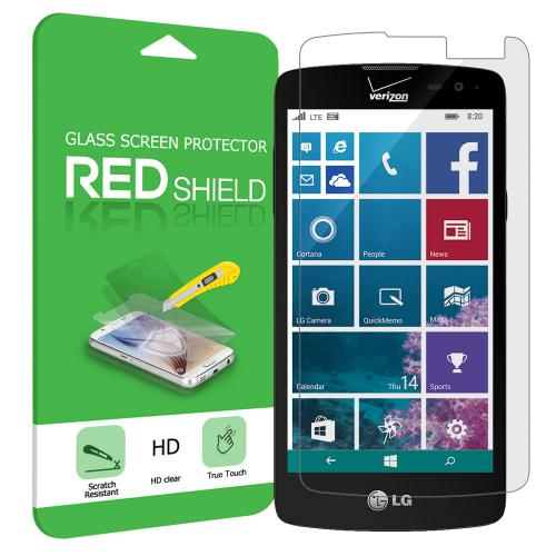 LG Lancet Screen Protector, Premium HD Protective Tempered Glass Screen Protector Guard