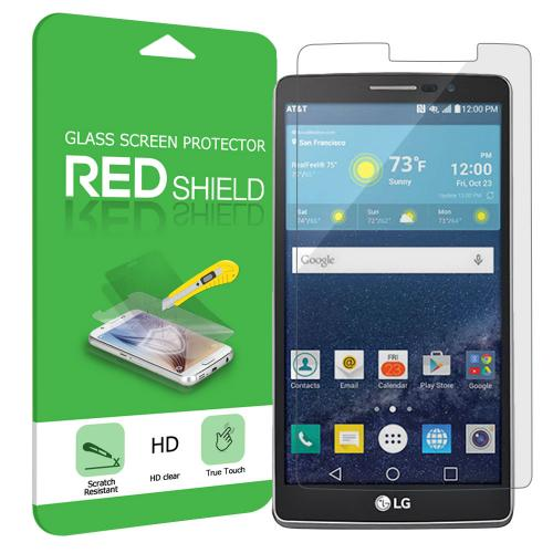 LG G Vista 2 Screen Protector, [Tempered Glass][Perfect Touch] Premium HD Anti-scratch Protective Screen Protector