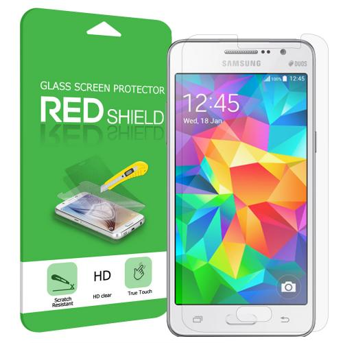 [Samsung Galaxy Grand Prime] Screen Protector, [Tempered Glass] Ultimate Tempered Glass Impact-Resistant Protective Screen Protector
