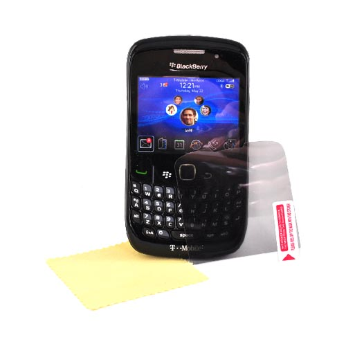 Blackberry Curve 3G 9330, 9300, 8520, 8530 /Privacy Screen Protector