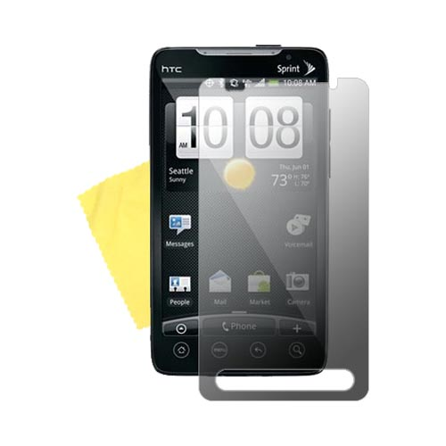 HTC EVO 4G Privacy Screen Protector