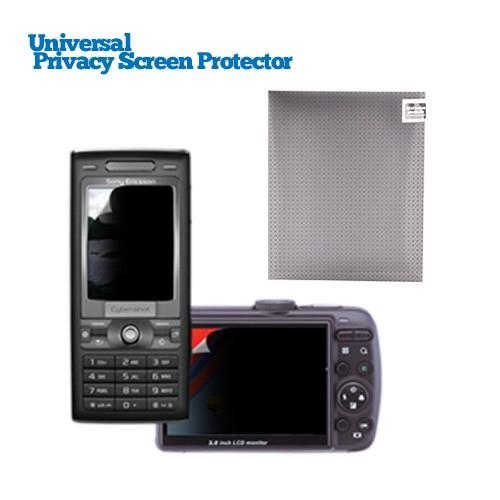 Universal Privacy Screen Protector for Cell Phones, Cameras, PDAs