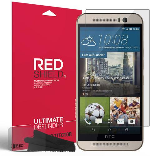 HTC One M9 Screen Protector, Crystal Clear Anti-Scratch HD Screen Protector Film Guard